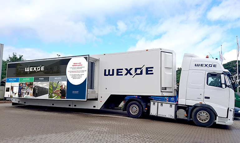 Wexøebussen 2018