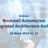 Webinar: Integrated Architecture Builder (IAB)