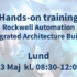 Hands-on training: Integrated Architecture Builder (IAB)