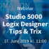 studio 5000 tips&tricks