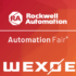 Följ med Wexoe till Automation Fair 18-21 November 2019